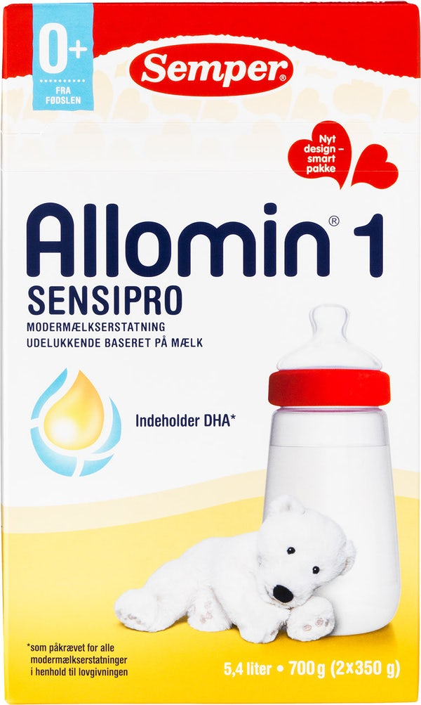 allomin sensipro 1 gul allomin