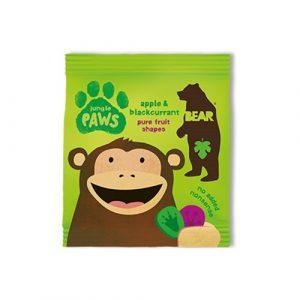 Bear Jungle Paws