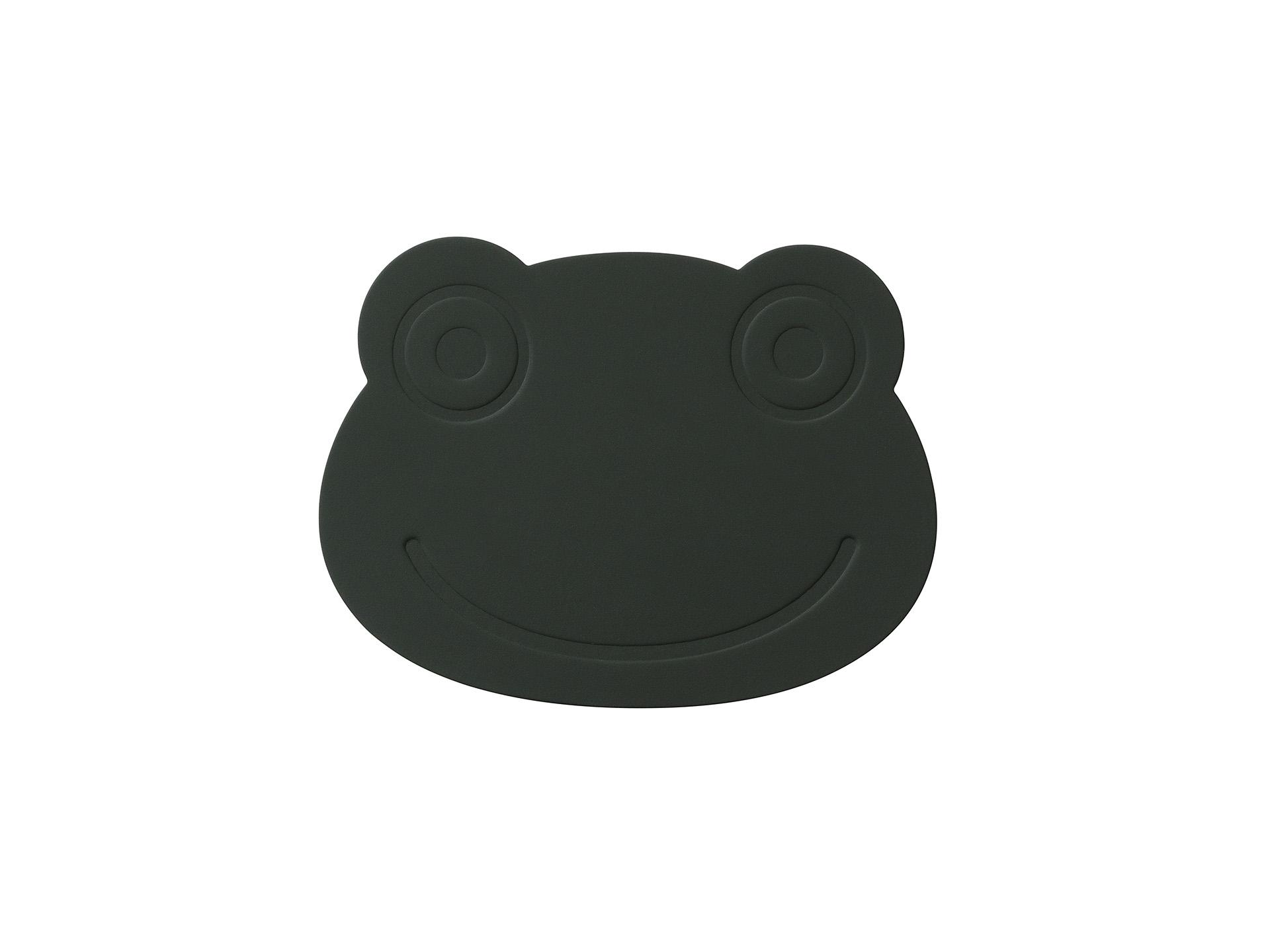 Frog glassmat