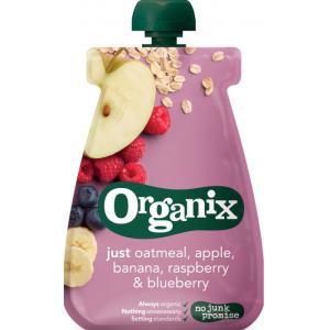 organix babygrød