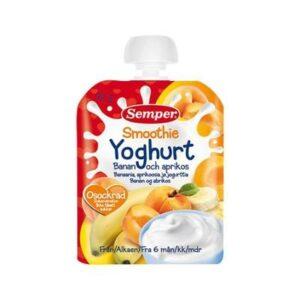 semper smoothie yoghurt abrikos