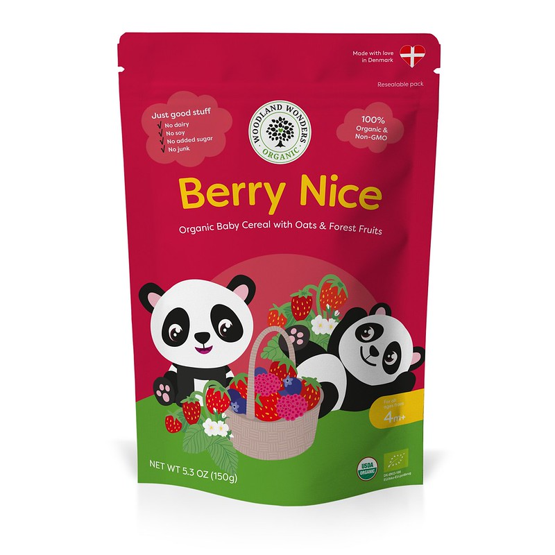 Berry Nice fra Woodland Wonders