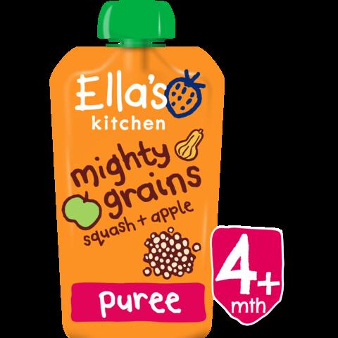 ellas kitchen squash æbler quinoa
