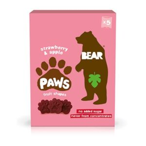 bear baby snack