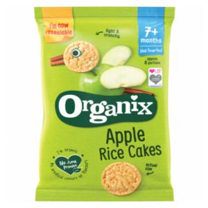 Organix riskager med æble Ammenam