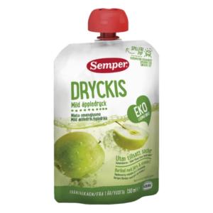 Semper Dryckis m. æble ammenam